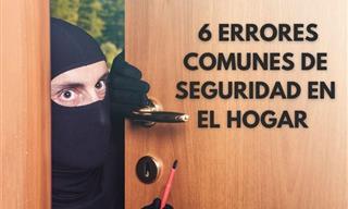 6 Errores De Seguridad En El Hogar Que Es Mejor No Cometer