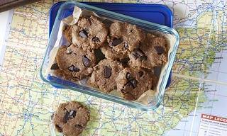 Sanas y Sabrosas Cookies Con Crema De Cacahuete