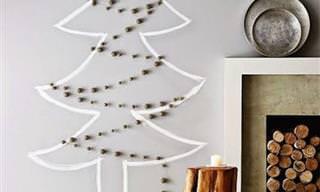 Una Navidad Diferente: ¡Sorpréndeles Con Un Árbol Original!