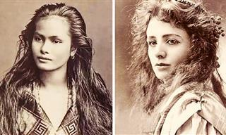 Fotografías De Las Mujeres Más Bellas Del Siglo Pasado