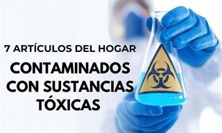 7 Artículos Para El Hogar Llenos De Sustancias Químicas Tóxicas Para Siempre