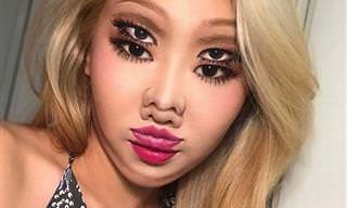 Increíbles Ilusiones Ópticas De La Maquilladora Dain Yoon