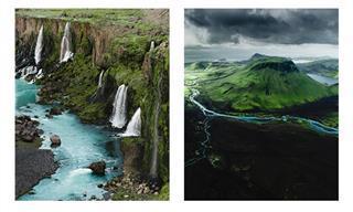 15 Asombrosas Fotos Aéreas Que Muestran La Belleza De Islandia