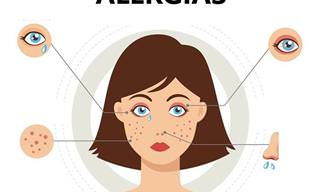 7 Signos Silenciosos Indicativos De Alergias