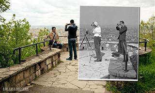 Un Recorrido En 25 Fotografías Por La Budapest Del Siglo XX