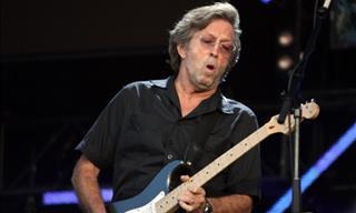 24 Éxitos Musicales Del Legendario Músico Eric Clapton