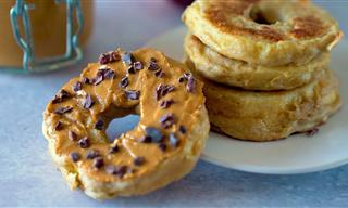 Prepara Unos Aros De Manzana Para Desayunar o Merendar
