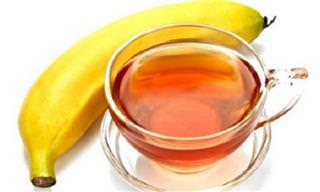 Bebe Té De Plátano Para Un Sueño Profundo