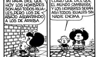 Algunas De Las Maravillosas Tiras De Mafalda