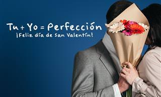 ¡Desea a Tu Pareja y Amigos Un Feliz San Valentín!