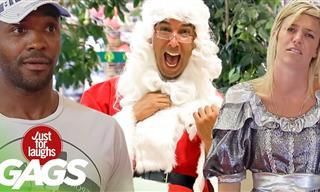 Las Mejores Bromas De Cámara Oculta: Recopilación Navidad