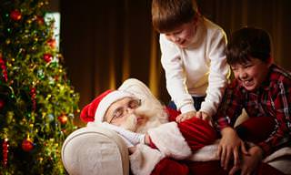 Chiste Navideño: Jaimito y La Carta A Santa Claus