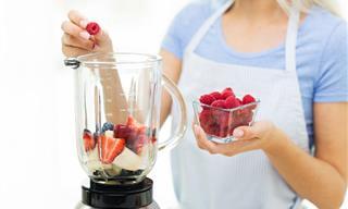 13 Alimentos Que Nunca Deberías Meter En Tu Batidora