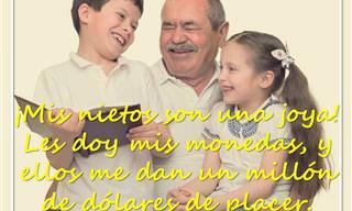 Hilarantes Citas Sobre La Vida Cotidiana De Los Abuelos