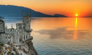 Castillos Del Mundo Antiguo En los Que Te Hubiera Gustado Vivir