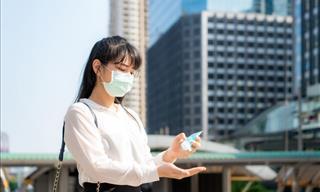 5 Señales De Que Tu Desinfectante De Manos Debe Ser Reemplazado