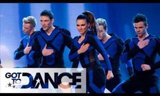 Una Versión Emocionante y Moderna De La Danza Irlandesa