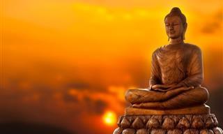 Cuento Inspirador: Buda y Su Adversario