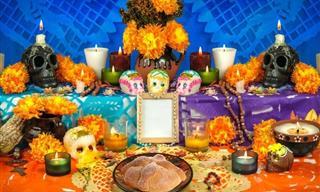 El Altar De Día De Muertos: Una Tradición Que Prevalece
