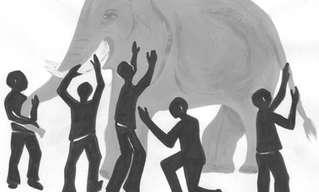 Una Historia Con Moraleja: Los Seis Elefantes
