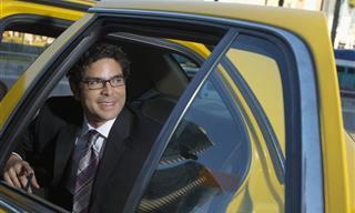Chiste: Un Taxista Desesperado