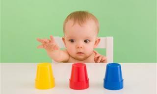 Los Bebés Son Capaces De Hacer Todas Estas Cosas a Edad Temprana