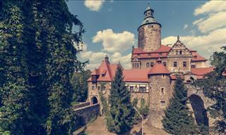 10 Castillos Polacos Para Revivir Historias De Caballería