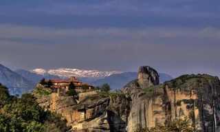 Los Maravillosos Monasterios De Meteora