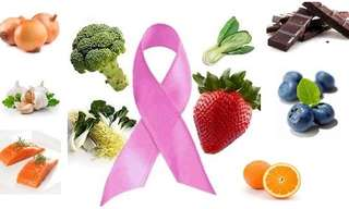 ¡Combatir El Cáncer Con Una Buena Alimentación!