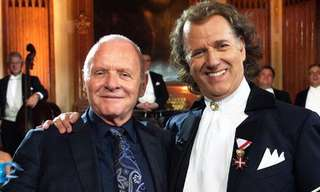 "André Rieu Nos Presenta ""And The Waltz Goes On"""