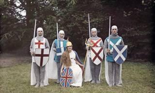 Los Colores Del Reino Unido De 1920
