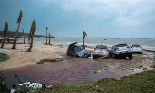 Impactantes Fotos Muestran La Devastación Del Huracán Irma