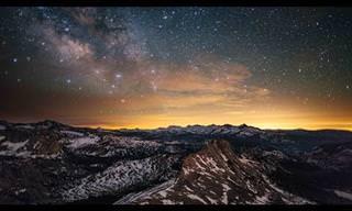 La Impresionante Belleza Natural De Yosemite