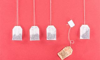 8 Ingeniosas Formas De Usar Tus Bolsas De Te