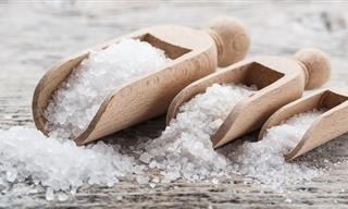 6 Situaciones En Las Que Tu Cuerpo Necesita Sal