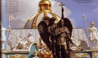 Sorprendentes Fotos De Una Mansión Rusa