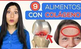 9 Alimentos Ricos En Colágeno Para Disminuir Las Arrugas
