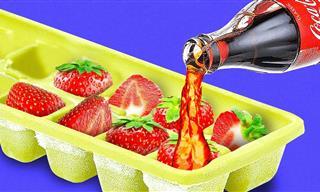 28 Prácticos y Divertidos Consejos De Cocina