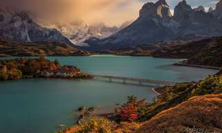 Recorre El Parque Nacional Torres Del Paine