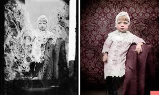 12 Fotos Antiguas Restauradas Magistralmente Por Este Artista