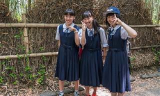 Chiste: La Alumna Japonesa