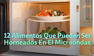 12 Alimentos Que Puedes Meter Dentro Del Microondas