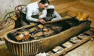 ¿Quieres Visitar La Tumba De Tutankamón?