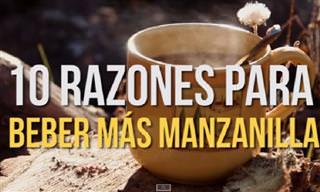 ¿Por Qué Deberías Tomar Más Manzanilla?