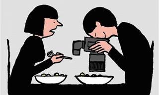 La Vida Moderna Según El Artista Jean Jullien