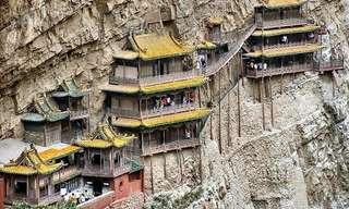 Los 5 Monasterios Más Inaccesibles Del Mundo