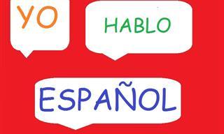 Humor: ¿Cuán Complicado Es El Español Para Un Extranjero?