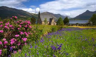 16 Hermosos Motivos Para Visitar Escocia