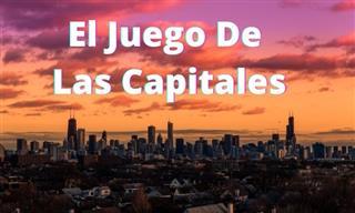 Juguemos Al Juego De Las Capitales