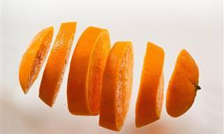 10 Beneficios De La Cáscara De La Naranja
